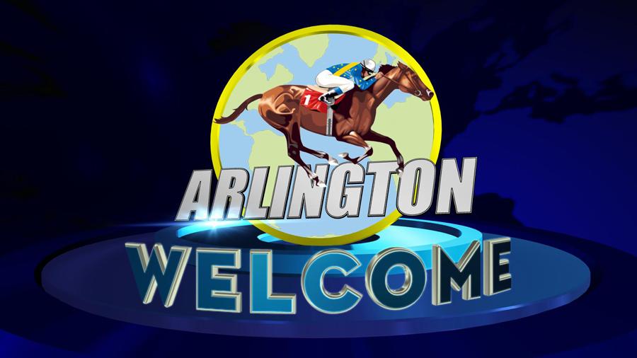 Broadcast Design Package for Arlington Race Track