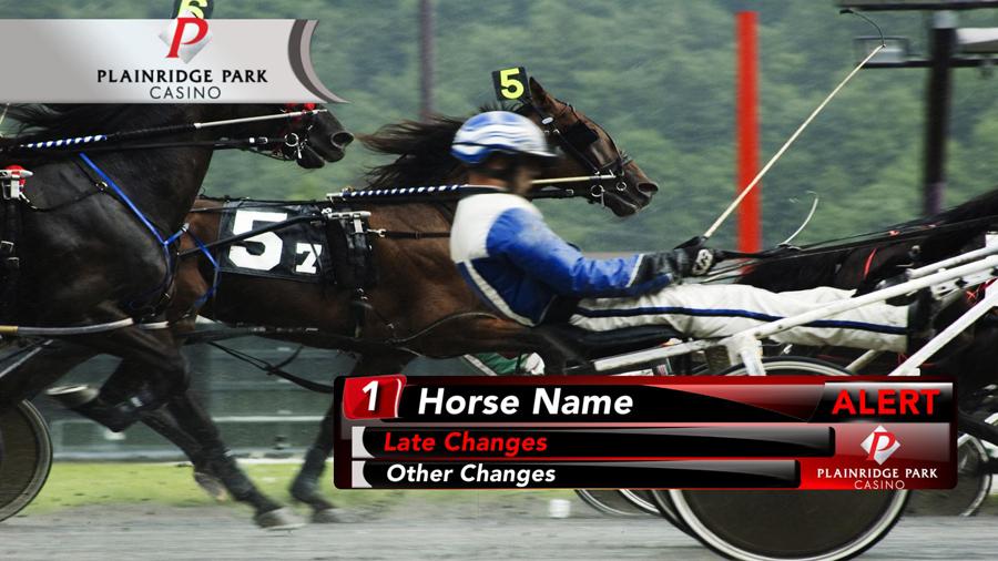 Horse Race Design Plainridge park